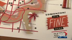 New map lets visitors experience Edmonton like a local